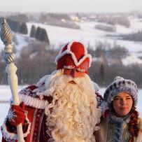 Дед Мороз, фотовыставка, продажа бизнеса и другие новости